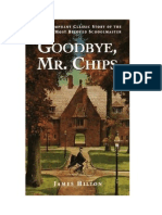 Book Rview of Goodbye Mr. Chips