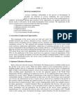 Marketing Services Study on Optimum Utilisation of Resources
