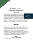 Analisa Kafein Dengan Alat HPLC