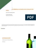 EMI Alcohol Ilegal Peru Nov 2015