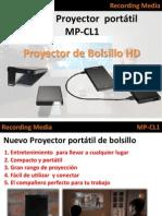 Nuevo Proyector Portátil MP-CL1 (3)