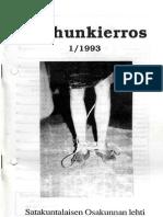 Karhunkierros 1993_1