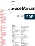 Panasonic Ptae700 Service Manual