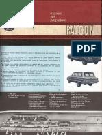 Falcon70-72 Manual Del Usuario
