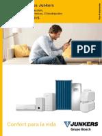 Catálogo y Precios Junkers 2015
