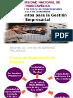 Documentos para la gestion empresarial