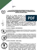 CONVENIO 001-2010/MDSA