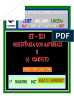 Diagramas de Fc y Mf.