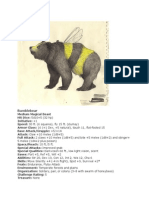 Bumblebear by Deb Lieven