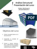 Analisis Estructural (Presentacion Curso)
