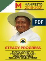 NRM Manifesto 2016
