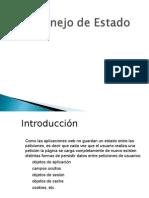 ASP.net Manejo de Estado