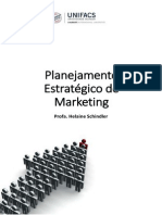 Workshop de Planejamento Estrategico de Marketing