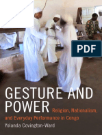 Gesture and Power by Yolanda Covington-Ward