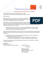 10-03-24 Request to Access Court Records at the US District Court, Central District of California s