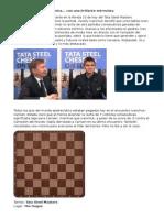 La Racha de Carlsen Termina