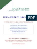 Fisica Tecnica Vol 2 - Trasmissione Del Calore