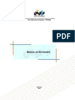 Manual Do Estudante 2010