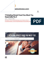 7 Petaling Street Food You Must Try