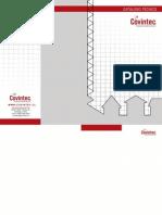 Catálogo Técnico Covintec 2015