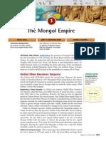 Ch 12 Sec 3 - The Mongol Empire.pdf