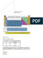 Ufma Ma 1999-2-1a Prova Quimica