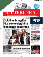 Diario La Tercera 06.11.2015