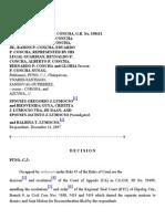 Heirs of Valeriano v. Sps. Lumocso