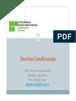 03_Desvios_Condicionais