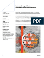 V25 -E3 Estimulación de Yacimientos Carbonatados Naturalmente Fracturados