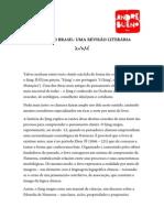 I Jing No Brasil Uma Revisao Literaria (1)
