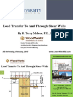 2015.02.11 - Load Transfer to and Through Shear Walls