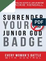 SurrenderYourJrGodBadge - FREE Preview