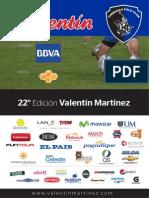 Valentin Martinez Rugby 2015