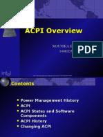 ACPI Overview (5)