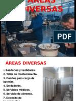 Areas Diversas