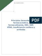 Farmacologia y Terapeutica Medica Resumen 2015