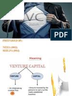 Venture Capital Ppt