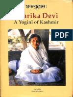 Sharika Devi a Yogini of Kashmir - Neerja Mattoo