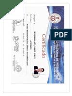 Certificado Uni Excel