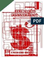 Adm Financeira Unidade III
