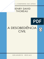 A desobediencia civil - Henry David Thoreau.pdf