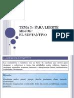 El sustantivo - copia.ppt.pps
