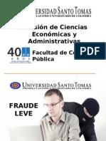 Fraude Leve 4