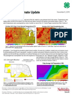 nebraska ag climate update - november