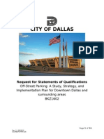 Dallas Parking Study RFQ Draft Specs Final Specifications (1)