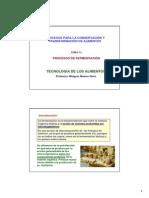 Agropecuaria - Procesos de Fermentacion (Alimentos Tema 13)
