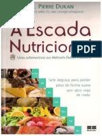 A Escada Nutricional Parte 1