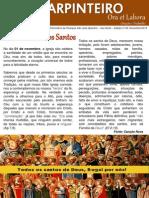 6º Informativo PSJO  - Novembro/2015