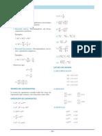 Algebra Compendio 3